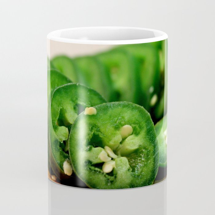 Jalapeno Pepper Coffee Mug