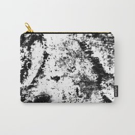 Noir Blanc Carry-All Pouch