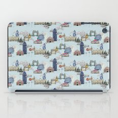 London Landmarks iPad Case