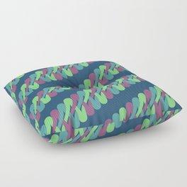 Organic Weave Floor Pillow