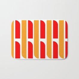 Bauhaus Font art: Joschmi & Xants Bath Mat
