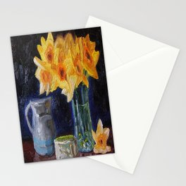 Springs Early Color Stationery Cards
