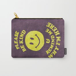 Remind Me Carry-All Pouch