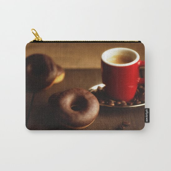 Fresh Donuts for coffee Carry-All Pouch