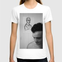 mirror T-shirts featuring Mirror by Matt Oberski