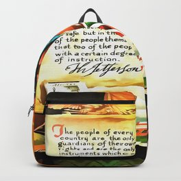 The American People Backpack