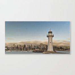 Light House Canvas Print