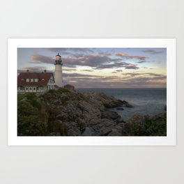 Cape Elizabeth Art Print