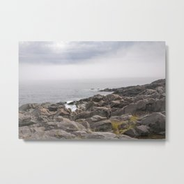 up the southern shore Metal Print