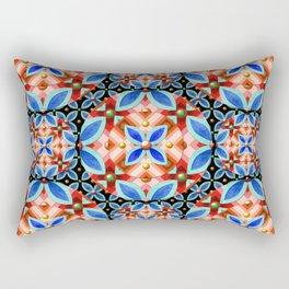 Nouveau Tartan Rectangular Pillow