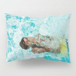 Underwater swimming Pillow Sham