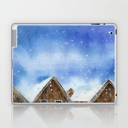 Day Before Christmas Laptop & iPad Skin