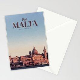 Visit Malta Stationery Cards