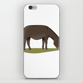 New Forest Donkey iPhone Skin
