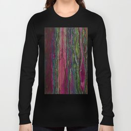 Spellbinding Impasse (Bioluminescent Field) Long Sleeve T-shirt
