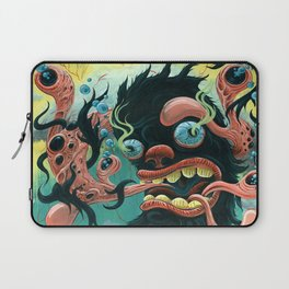 Guardian of the Bubble Pipes of Creation Laptop Sleeve