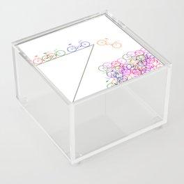 Bike 1, Vector, Design Acrylic Box