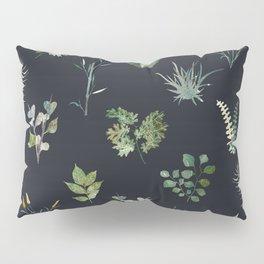 Green Nature Pattern Pillow Sham