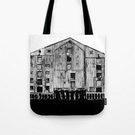 trondheim houses  Tote Bag
