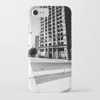 atlanta iPhone & iPod Cases featuring Atlanta Downtown by GF Fine Art Photography