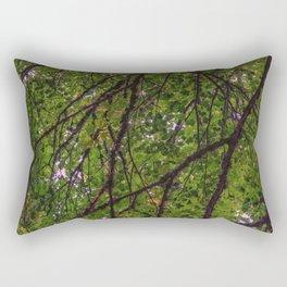 green hopes Rectangular Pillow