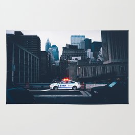 NYPD Rug