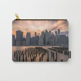 New york city long exposure Carry-All Pouch