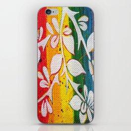 Leaves on the World Tree: Berber Argan iPhone Skin