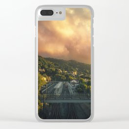 Sintra terminal Clear iPhone Case