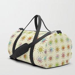 DP038-4 grungy critter Duffle Bag