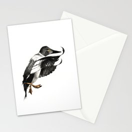 Goldeneye Duck Stationery Cards