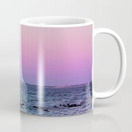Full Moon on Blue Hour Coffee Mug