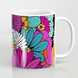 A bunch of flowers Coffee Mug