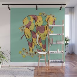 Color of Creation Wall Mural