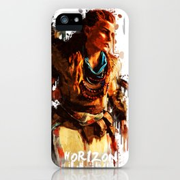 Horizon Zero Dawn iPhone Case