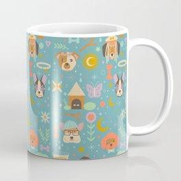 Dog World Coffee Mug