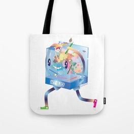 Art Block! Tote Bag