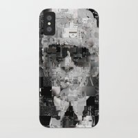 karl iPhone & iPod Cases featuring Karl Lagerfeld by Artstiles
