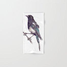 Juvenile Magpie Hand & Bath Towel