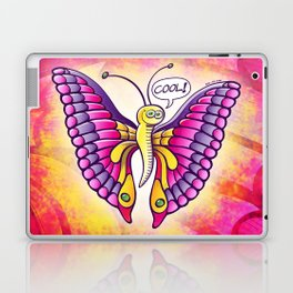 Coolorful Butterfly Laptop & iPad Skin