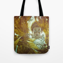 In the Kelp Forest Tote Bag