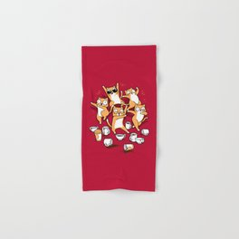 Party Party Party Hand & Bath Towel