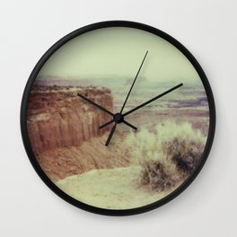 Canyonland National Park - Polaroid Wall Clock