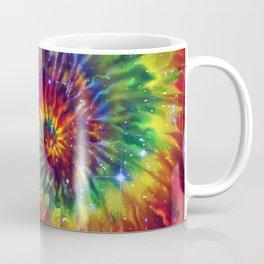 Celestial Rainbow Swirl Coffee Mug