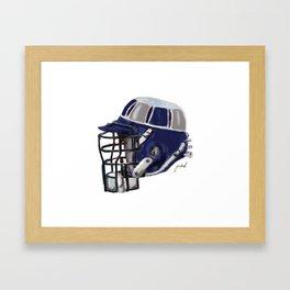 Hoya Bucket Framed Art Print