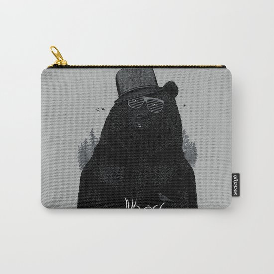 Wood Tang Clan Carry-All Pouch
