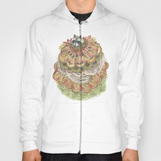 Quilted Forest: The Raccoon Hoody
