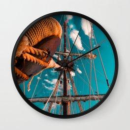 El Galeón Wall Clock