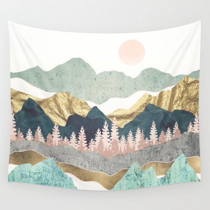 Summer Vista Wandbehang