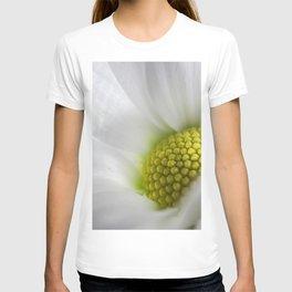 Makro_weiße_Blüten_1 T-shirt